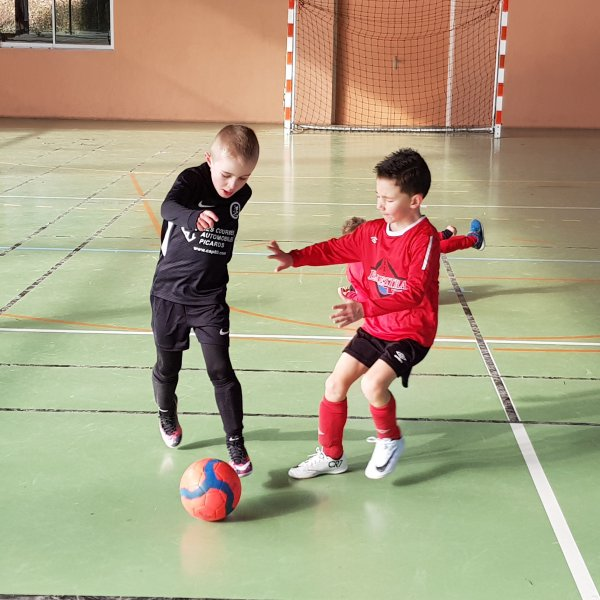 Plateau Futsal U7 24/02/18
