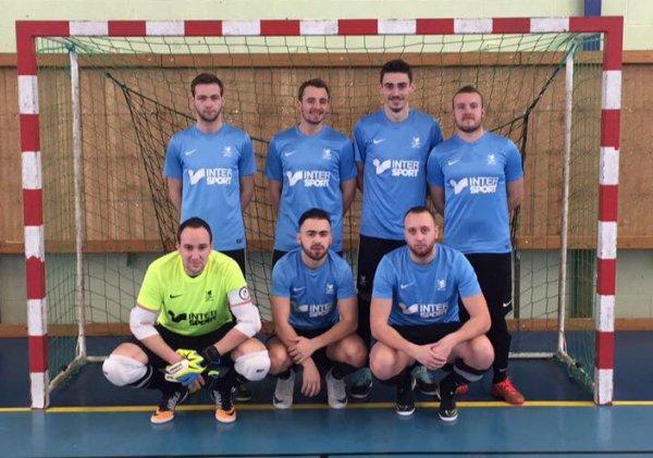 11ème Match de Championnat Régional 1 Futsal: CSA Doullens - Senlis 10/03/18