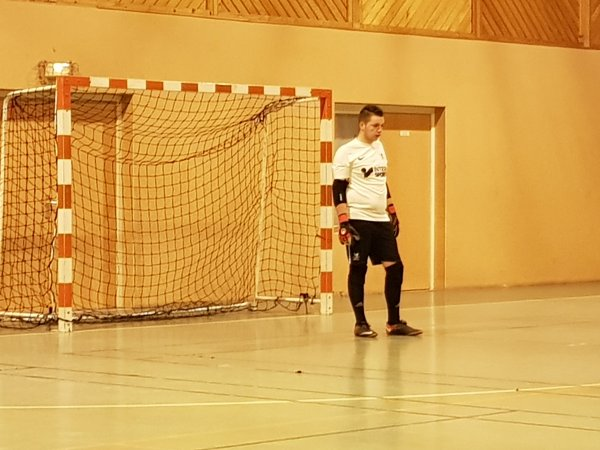 Match Amical Futsal: CSA Doullens - Ailly/ Noye 19/03/18