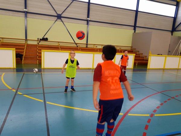 Stage Futsal CSA Doullens 02 & 03 mai 2018