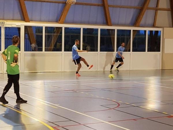 Match Amical Futsal : New Team - CSA Doullens 14/05/18