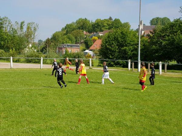 Match Amical Foot U7-U8-U9 contre Grouches 19/05/18