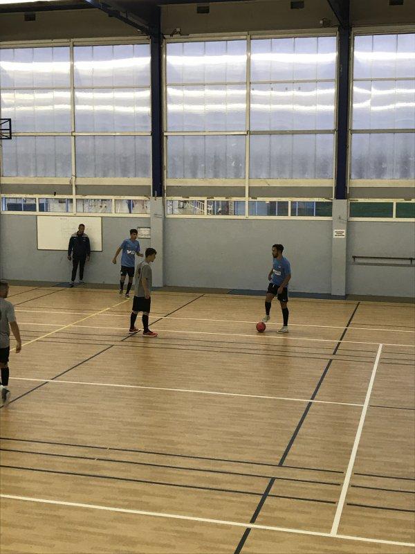 Match Amical Futsal : Montdidier - CSA Doullens 13/09/18