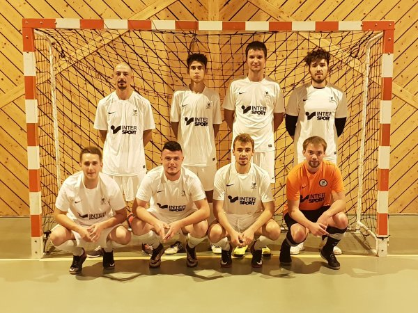 Match Amical Futsal: CSA Doullens 2 - Ailly sur Noye 2 20/09/18