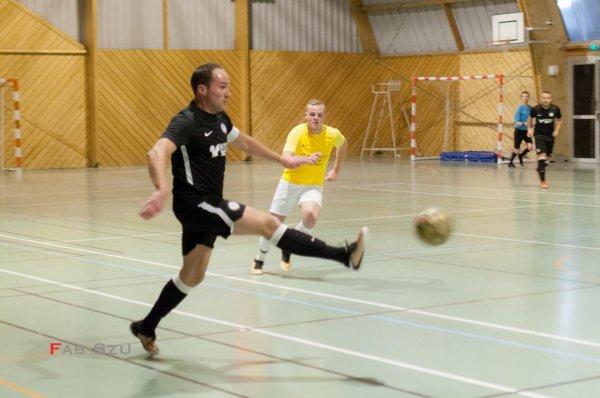 J1 R2 Futsal: Csa Doullens  - Ailly sur Noye 24/09/18