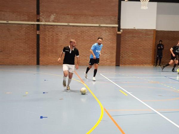 Match Amical Futsal: Amiens Marivaux 1- CSA Doullens 1  01/10/18