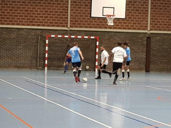 Match Amical Futsal: Amiens Marivaux 2- CSA Doullens 2  01/10/18