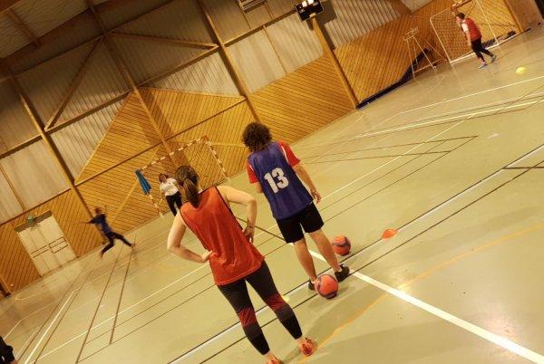 Futsal féminin ⚪⚫⚽️