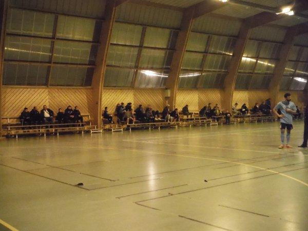 Coupe de France Futsal : CSA Doullens - Avion Futsal 22/10/18