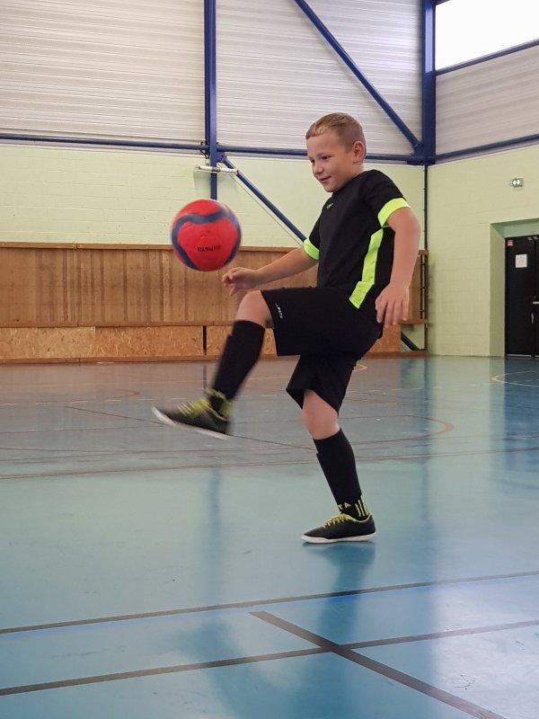 Stage Futsal Enfants 30 & 31 octobre 2018