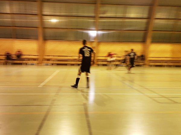 Match Amical Futsal : CSA Doullens - Servins B 05/11/18