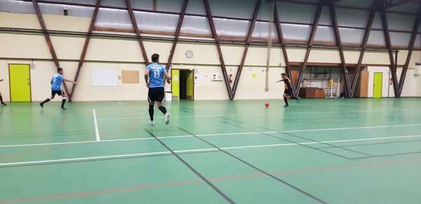 J3 R2: Verneuil - CSA Doullens 08/11/18