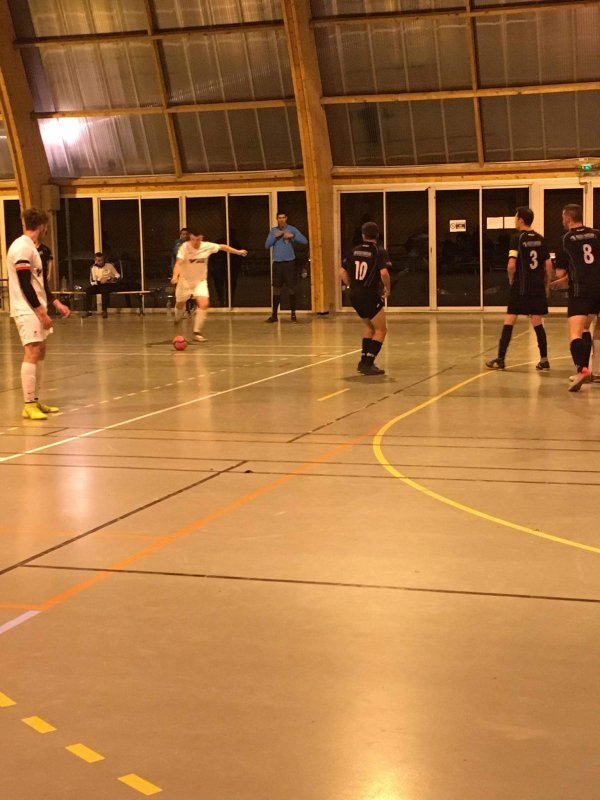 J2 D1: CSA doullens 2 - New Team 80 08/11/18