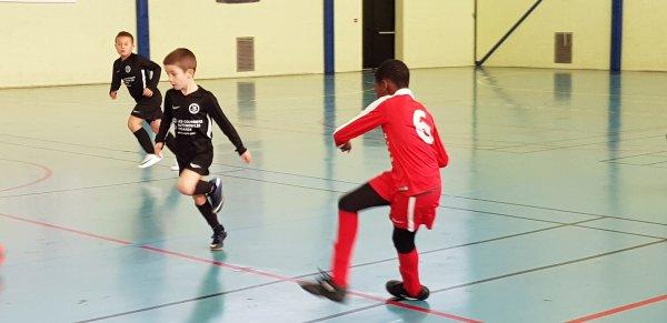 Plateau Futsal u8u9 17/11/18 à Doullens