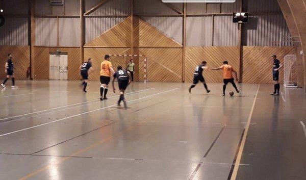 1er match de Championnat FCD Futsal: CSA Doullens - CSLG Amiens 19/11/18