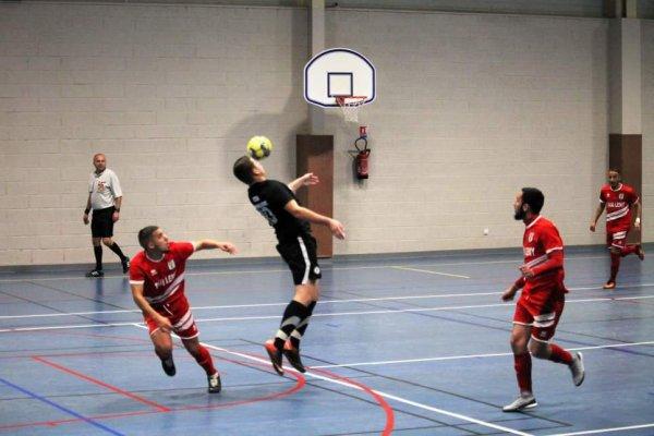 Coupe de la Ligue Futsal : Ressons - CSA Doullens 20/11/18