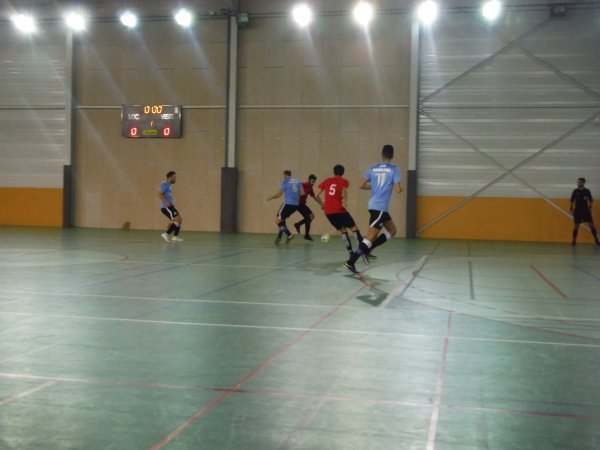 J4 R2 Cagny - Csa Doullens 26/11/18