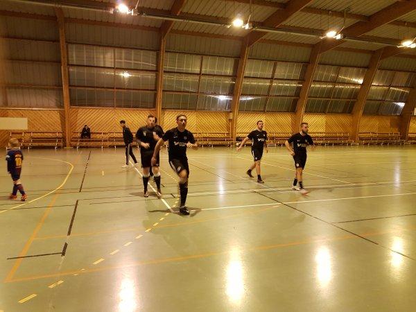 Match Amical Futsal: CSA Doullens - Bouquemaison 03/12/18