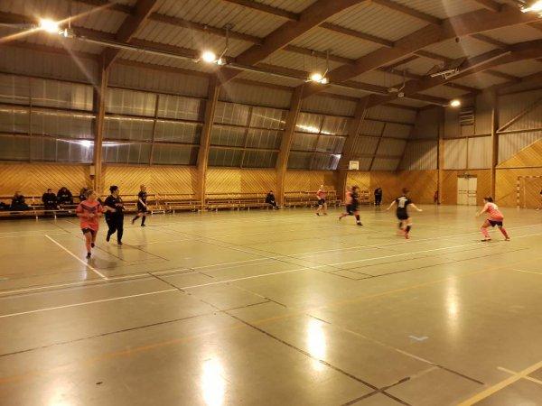 Match Amical Futsal Féminin : CSA Doullens - Albert USOA  10/01/19