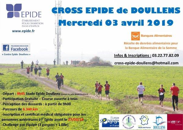 Cross Epide Doullens 03/04/19