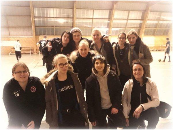 Match amical Futsal Féminin: CSA Doullens - Englebelmer 07/02/19