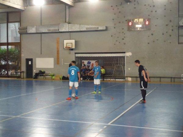 Championnat futsal FCD à Reims 01/03/19
