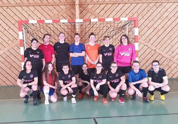 Match amical Futsal Féminin: CSA Doullens - FC Beauval 16/03/19