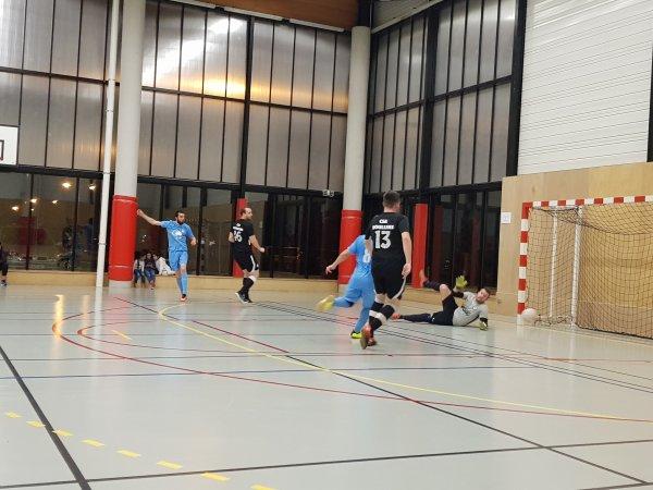 J12 D1 : Amiens Etouvie - Csa Doullens B 19/03/19