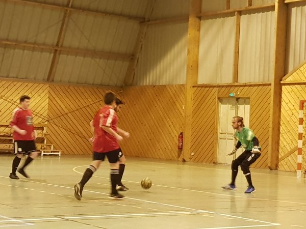 Match Amical Futsal: CSA Doullens - FC Beauval 25/03/19