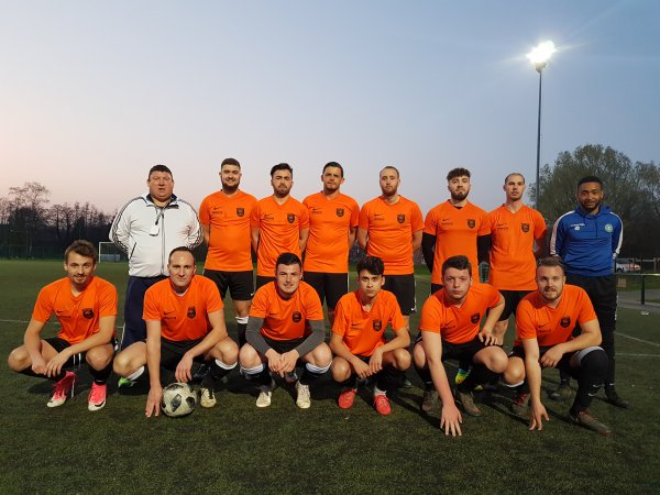 Match Amical Foot à 11: CSLG Amiens - CSA Doullens 01/04/19