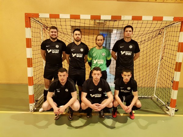 Match Amical Futsal: CSA Doullens - New Team 08/04/19