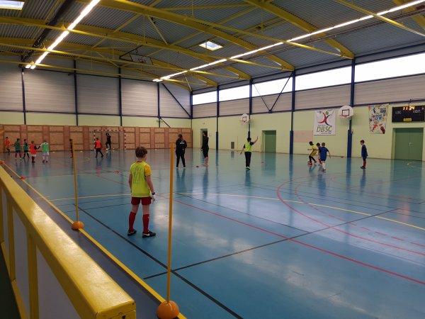 Stage Futsal Enfants 09 et 10 avril 2019