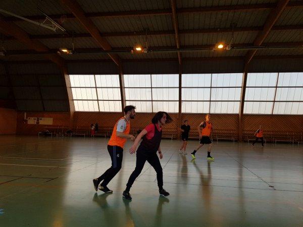 Soirée futsal féminin et conjoints 11/04/19