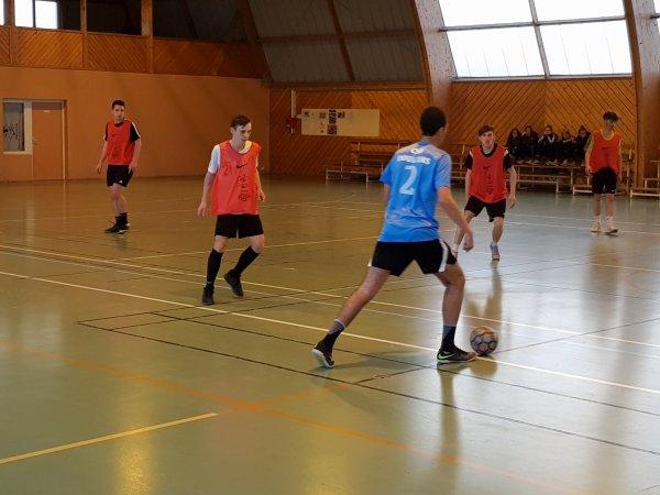 Match amical Futsal: CSA Doullens - Beauquesne 15/04/19