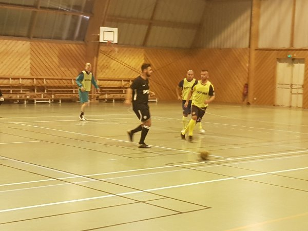 Match amical Futsal: CSA Doullens - Amiens La New Team 16/09/19