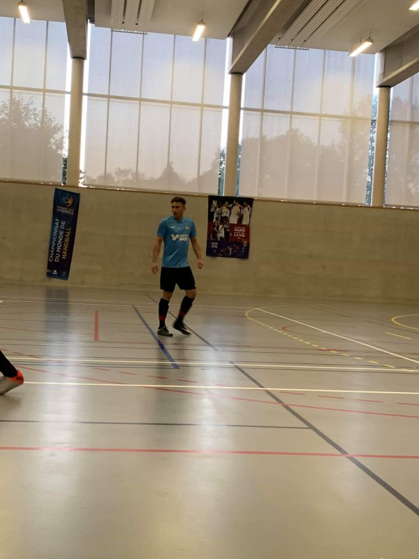 Match amical Futsal: Ailly sur Noye - CSA Doullens 18/09/19