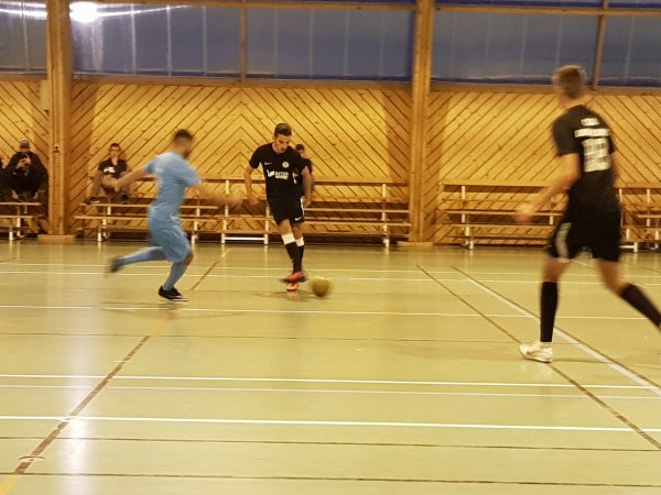 Match amical Futsal: CSA Doullens - Amiens Etouvie 23/09/19