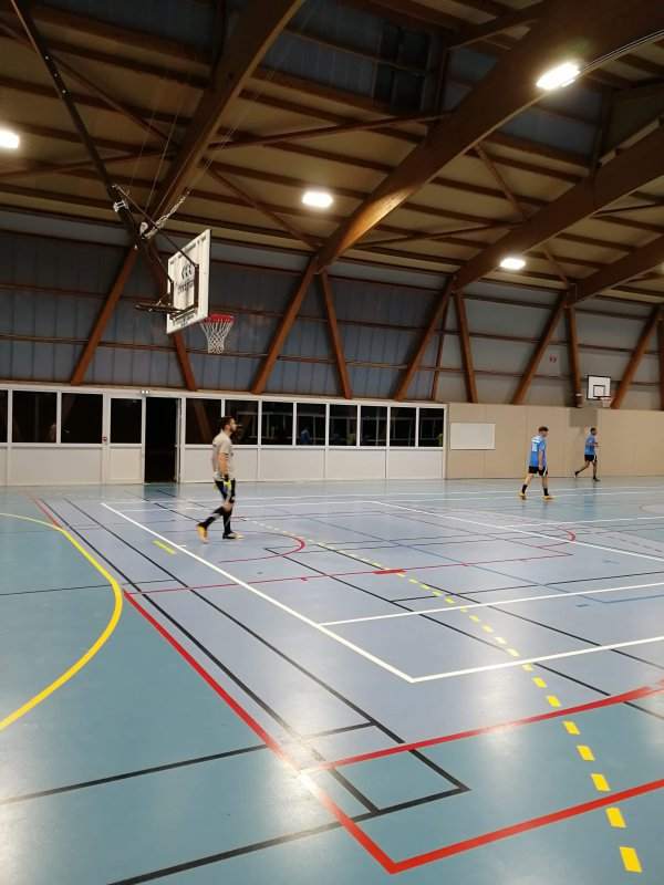Match amical Futsal: Cagny B - CSA Doullens 24/09/19
