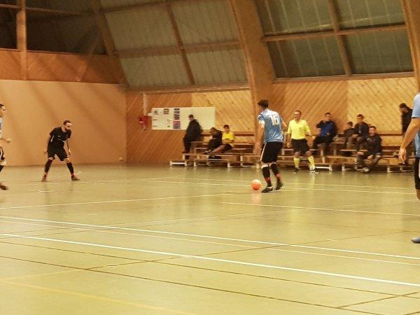 J1 D1: CSA Doullens B - Cagny B 10/10/19