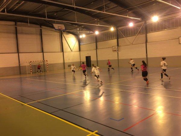 Match Amical Futsal Féminin: Cayeux - CSA Doullens 15/10/19
