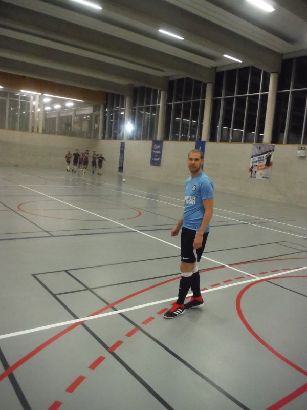 J2 D1 Somme: Ailly sur Noye 2 - CSA Doullens 2 16/10/19
