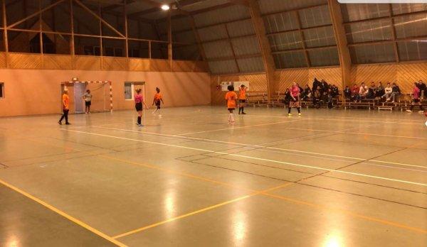 Match Amical Futsal Féminin: CSA Doullens - AF Amiens 31/10/19