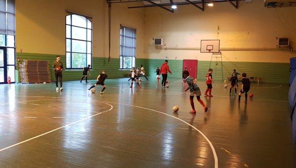 Stage Futsal Enfants 31/10/19