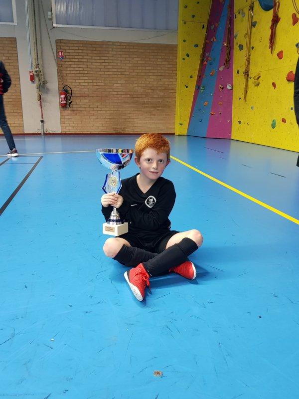 Tournoi Futsal U10 de LEERS 01/11/19