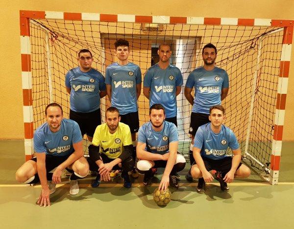 Match Amical Futsal : CSA Doullens - ASSA Arras 04/11/19