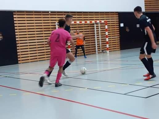 J3 D1 : Amiens Etouvie - CSA Doullens 1  05/11/19