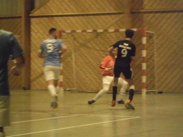 J4 D1: CSA Doullens - New Team Amiens 11/11/19