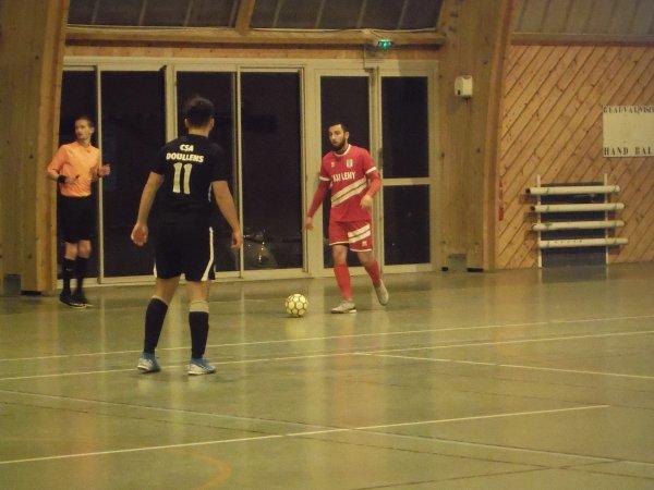 3ème Tour Coupe de France Futsal: CSA Doullens - Ressons 14/11/19