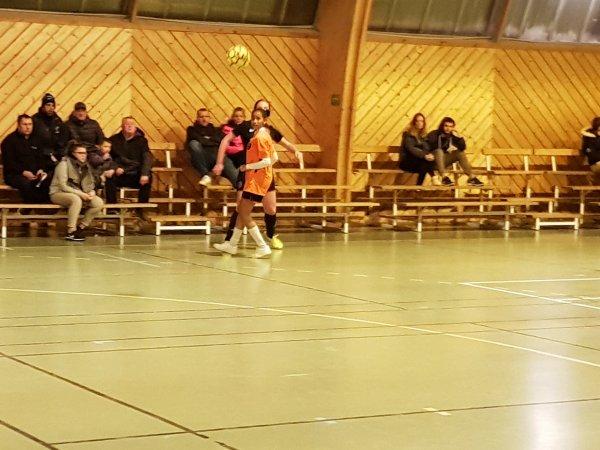Match Amical Futsal Féminin: CSA Doullens - AF Amiens 21/11/19