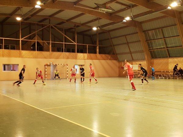 1er Match Futsal FCD: CSA Doullens - CSLG Béthune 25/11/19